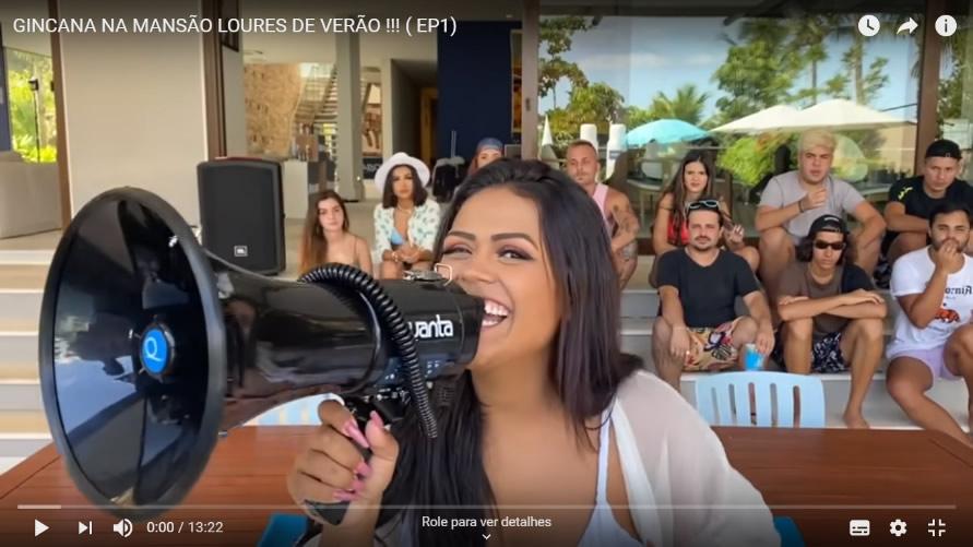 Video Camila Loures