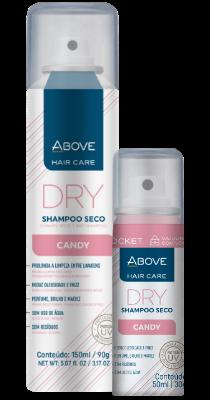 Shampoo Seco Candy