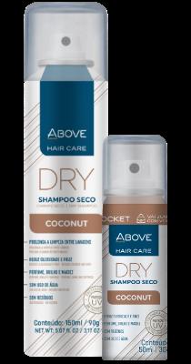 Shampoo Seco Coconut