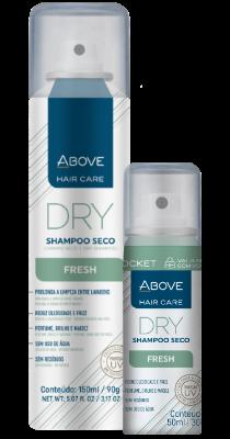 Shampoo Seco Fresh