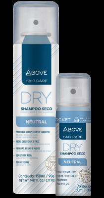 Shampoo Seco Neutral