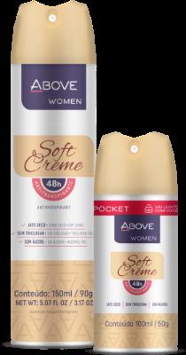 Antitranspirante Women Soft Creme