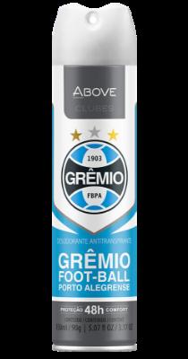 Antitranspirante Above Clubes – Grêmio