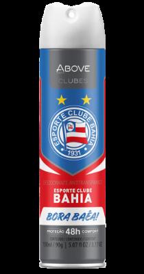 Antitranspirante Above Clubes – Bahia