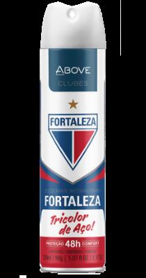 Antitranspirante Above Clubes – Fortaleza