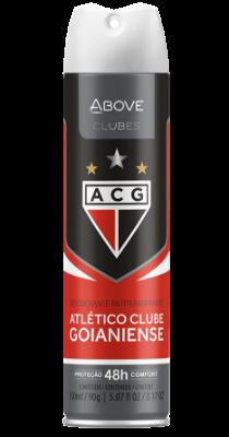 Antitranspirante Above Clubes – Atlético Goianense