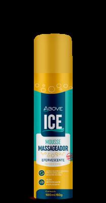 Spray Massageador Ice Efervescente