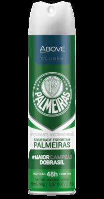 Antitranspirante Above Clubes – Palmeiras