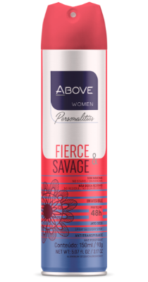 Antitranspirante Personalities Fierce & Savage Women