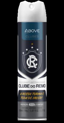 Antitranspirante Above Clubes – Remo