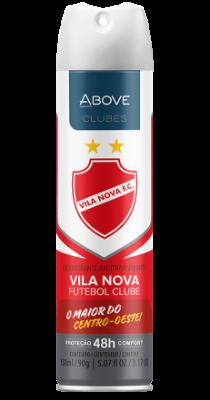 Antitranspirante Above Clubes – Vila Nova