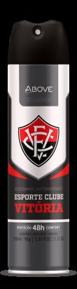 Antitranspirante Above Clubes – Vitória